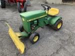John Deere 60 Garten Traktor 1967