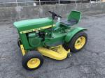John Deere 110 Gartentraktor