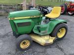John Deere 210 Gartentraktor