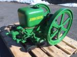 John Deere Standmotor